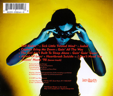 US Version #1 - Back