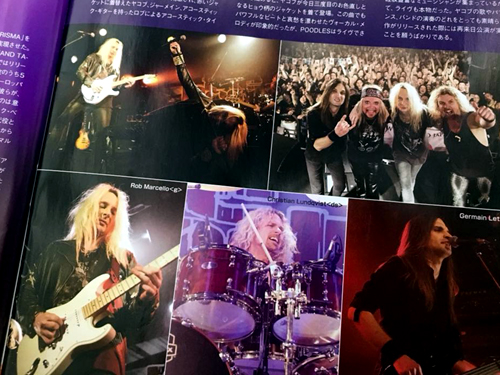 Burrn! June 2018 P. 142-143