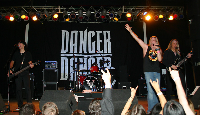 Danger Danger Live in Hartford, CT : August 25, 2005