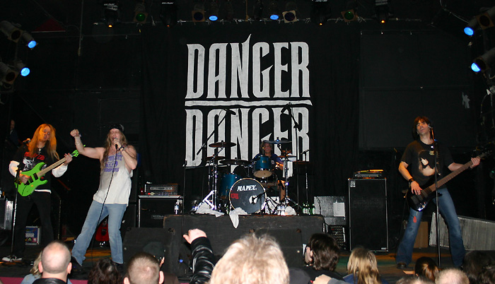 Danger Danger Live in Poughkeepsie, NY : April 1, 2005