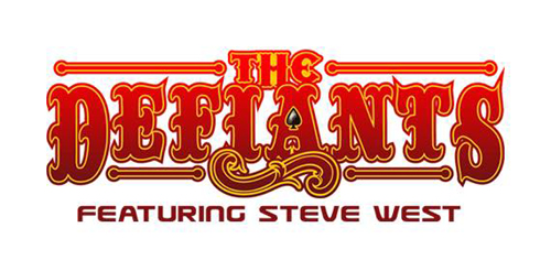 The Defiants : Frontiers Rock Festival 6 on April 27 with Specail Gueat Steve West
