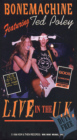 Live In The U.K. - Front