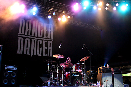 Danger Danger at M3 Rock Festival in Columbia, MD #7