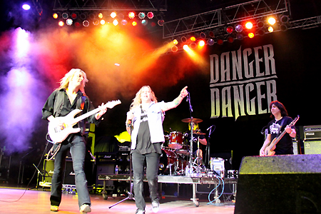 Danger Danger at M3 Rock Festival in Columbia, MD #9