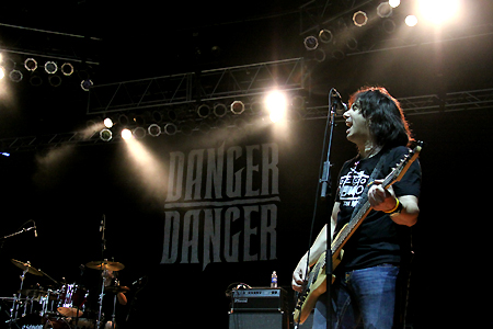 Danger Danger at M3 Rock Festival in Columbia, MD #3