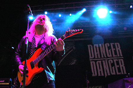 Danger Danger at M3 Rock Festival 2013 in Columbia, MD #4