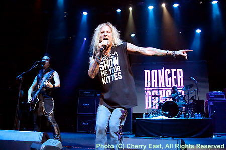 Danger Danger at Monsters of Rock Cruise - Feb. 2, 2017