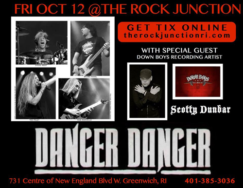 The Rock Junction Poster