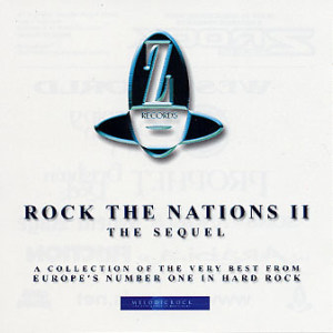 Z Records Compilation - Rock The Nations II