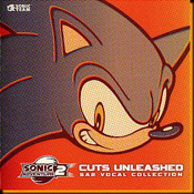 Cut Unleashed  SA2 Vocal Collection