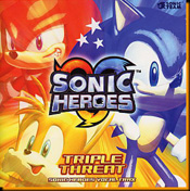 Triple Threat  Sonic Heroes Vocal Trax