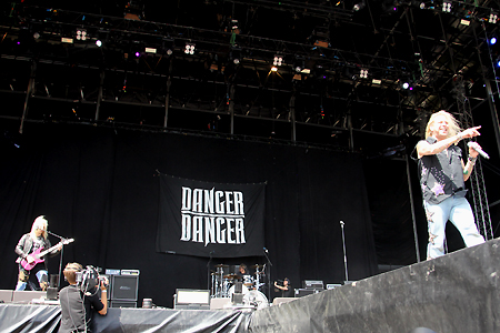 Danger Danger at Sweden Rock Festival 2014 in Solvesborg, Sweden #5