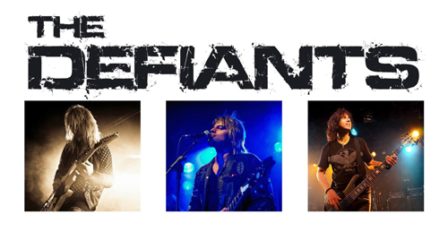 The Defiants : Band Picture!