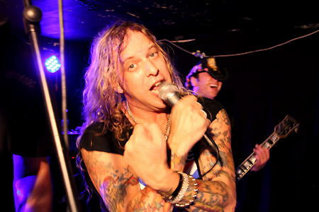 Ted Poley Band Scandinavian Tour 2011 #9