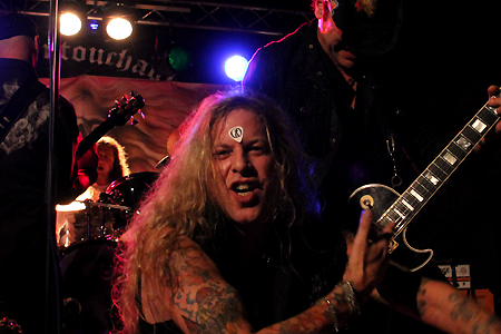 Ted Poley Band Scandinavian Tour 2011 #19