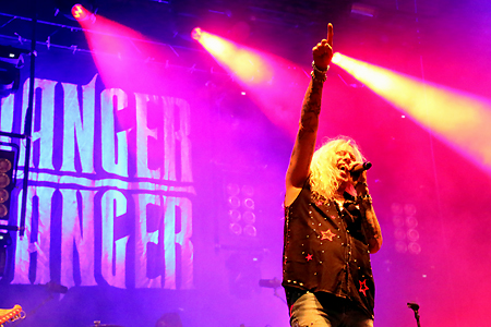 Danger Danger at Vasby Rock Festival 2015 in Upplands Vasby, Sweden #6