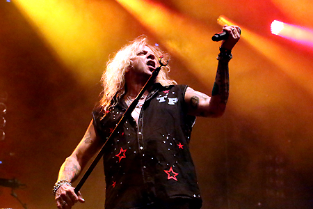 Danger Danger at Vasby Rock Festival 2015 in Upplands Vasby, Sweden #10