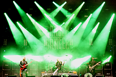 Danger Danger at Vasby Rock Festival 2015 in Upplands Vasby, Sweden #14
