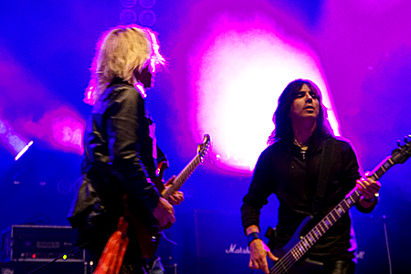 Danger Danger at Vasby Rock Festival 2015 in Upplands Vasby, Sweden #16