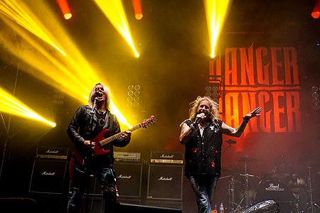 Danger Danger at Vasby Rock Festival 2015 in Upplands Vasby, Sweden #18