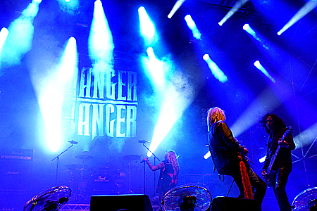 Danger Danger at Vasby Rock Festival 2015 in Upplands Vasby, Sweden #20