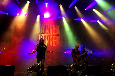 Danger Danger at Vasby Rock Festival 2015 in Upplands Vasby, Sweden #24