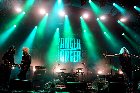 Danger Danger at Vasby Rock Festival 2015 in Upplands Vasby, Sweden #28