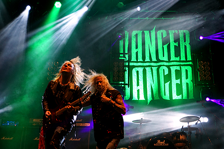 Danger Danger at Vasby Rock Festival 2015 in Upplands Vasby, Sweden #30
